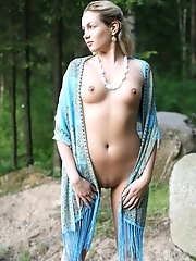 Attractive Nude Angel